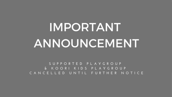 Urgent Update Affecting our Playgroups